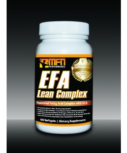 MFN PERFORMANCE EFA LEAN (MD Omega 3 Fish Oil + CLA Essential Fats) - Top Seller!