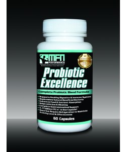 MFN by MikeFit Probiotic Excellence Gut Health & Immune