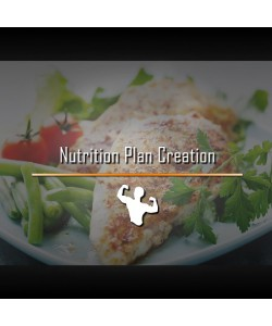 Personalized Nutrition Program by Mike: (For Fat Loss OR Muscle Gain) * Most Popular!