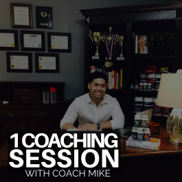1 Hour Business Coaching Call w/Mike