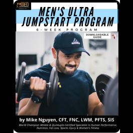 MEN'S JUMP START PROGRAM - (GYM)