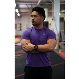 MFN Men's Classic T- Shirt - Purple