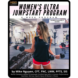 WOMEN'S JUMP START PROGRAM - (GYM)