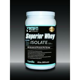 MFN Whey Protein Isolate - Vanilla