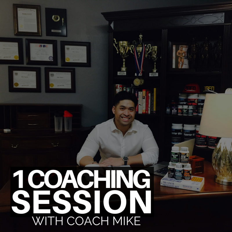 1 (45-Min) Business Coaching Call w/Mike