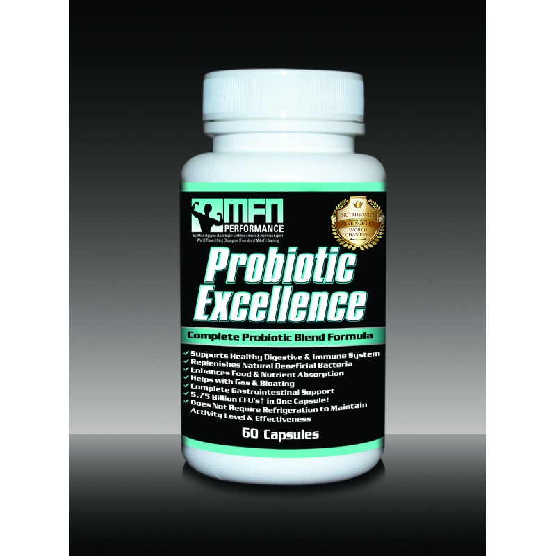 MFN Probiotic Excellence Gut Health & Immune