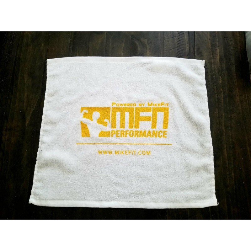 MFN Workout Towel (White)