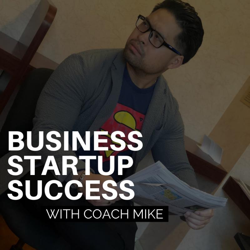 Startup Success Coaching : 8-Week Program