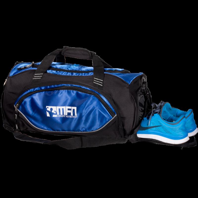 MFN PERFORMANCE Matrix Duffel Bag (Blue)