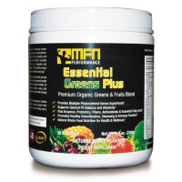 MFN PERFORMANCE ESSENTIAL GREENS (Green Super-Food Drink) - 30 Servings - Buy 2 for price of 1!
