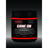 MFN PERFORMANCE GAME ON PRE-WORKOUT (Super Energy Formula) - 30 Potent Servings - Fruit Punch