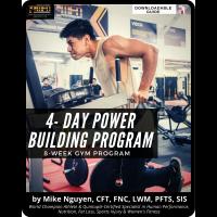 POWERBUILDING PROGRAM (GYM)