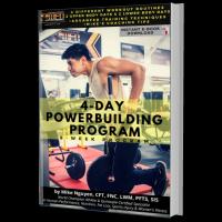 MFN POWER-BUILDING - 8 Week Program - Unisex (GYM)