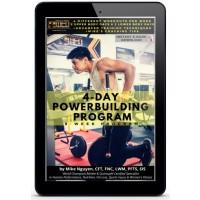 8-WEEK POWER-BUILDING PROGRAM (GYM)