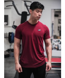 MFN Men's FLEX T-Shirt - Velvet Red