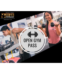 Day Pass to Mike's Gym (Click for Available Days/Hours)