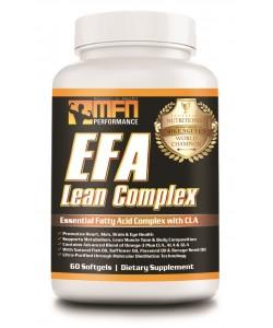 MFN EFA LEAN (MD Omega 3 Fish Oil + Flaxseed Oil + CLA Essential Fats) - Top Seller!