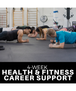 4-Week Fitness Business Support (via Email)