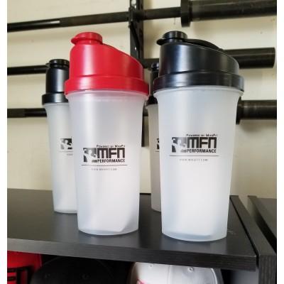 MFN Leak-Free Shaker Cup w/Strainer - Black