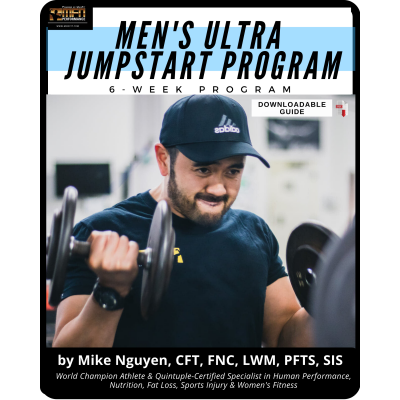 MEN'S JUMP START PROGRAM - (GYM)