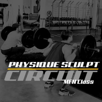 [CIRCUIT-BASED CLASS] MFN Physique Sculpt - Fridays 6pm (Pack of 5, 10, & 20 Classes Available)