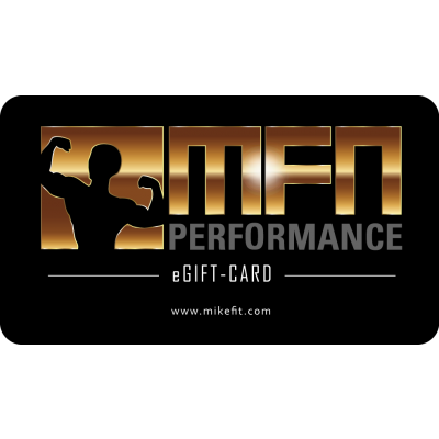 MikeFit.com Gift Card ($120)
