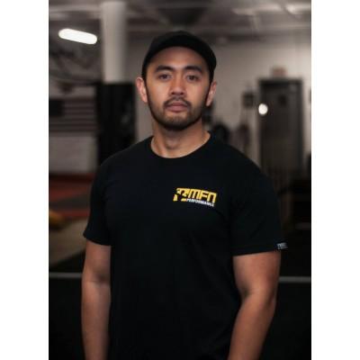 MFN Men's REP Crew-Neck Shirt - Black