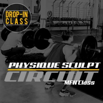 MFN Physique Sculpt Circuit Class - Drop In (Click to see dates for May 2018!)