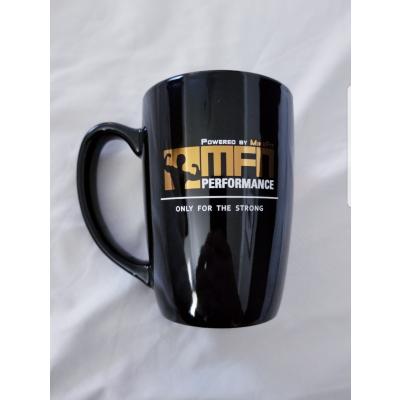 "MFN Grande Size ""Strong"" Mug - Black"