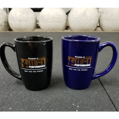 MFN 16 oz. Mug - Black & Blue Available