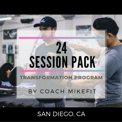 Hardcore Transformation Program ($70 per session)