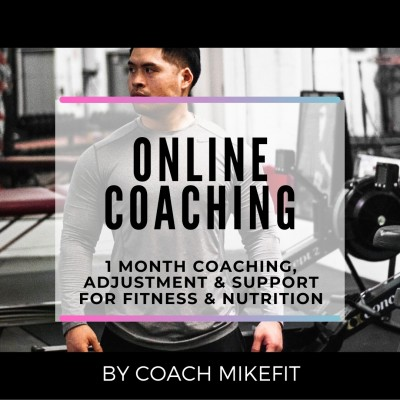 1-MONTH ONLINE COACHING & SUPPORT
