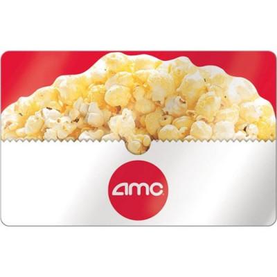 AMC Gift Card ($50)