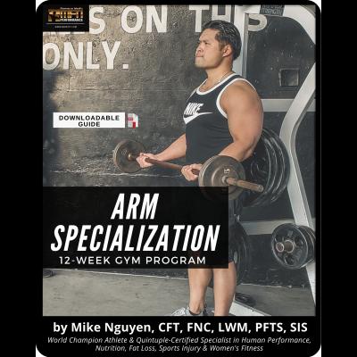 ARM SPECIALIZATION PROGRAM