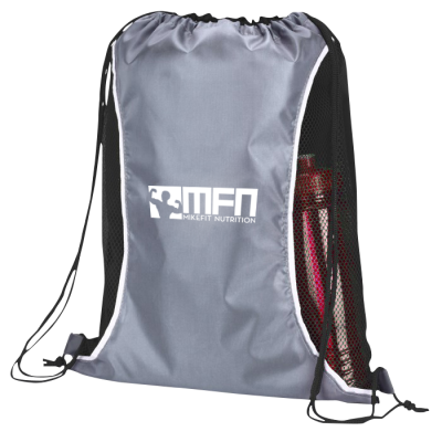 MFN Drawstring Sport Bag (Black)