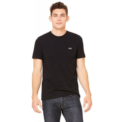 MFN Men's Crew Neck Shirt - Black Heather