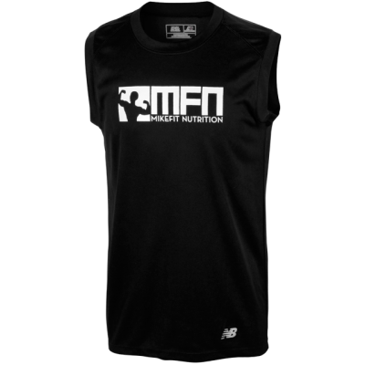 MikeFit MFN Performance Sleeveless Tee