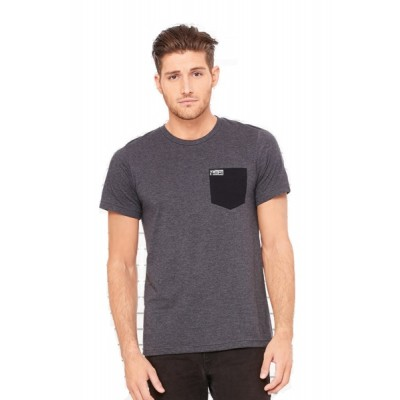MFN Men's Pocket Shirt - Grey/Black