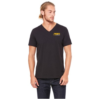 MFN Men's Premium V-Neck - Black