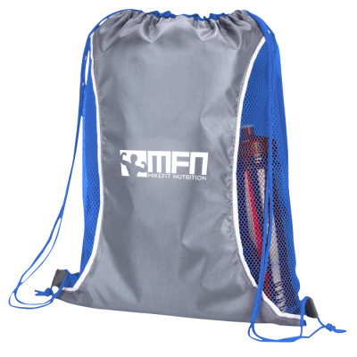 MFN Drawstring Sport Bag (Blue)