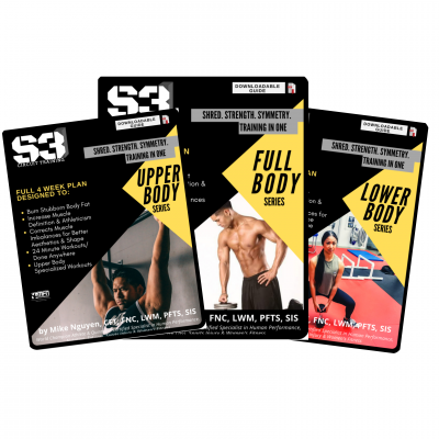 S3 TOTAL BODY CIRCUIT BUNDLE