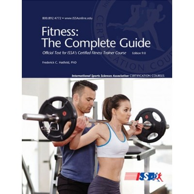 Certified Fitness Trainer Certification - by The International Sports Sciences Association