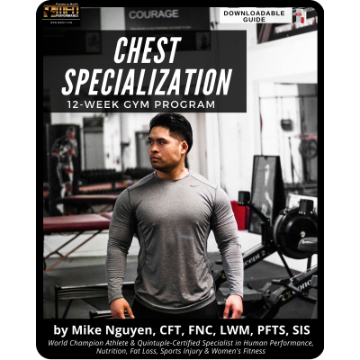 CHEST SPECIALIZATION PROGRAM