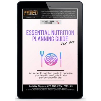 MFN ESSENTIAL NUTRITION PLANNING GUIDE - FOR HER