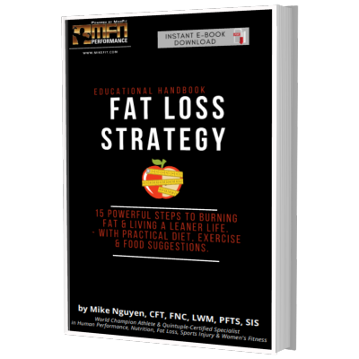 MFN 15 Fat Loss Strategy Handbook