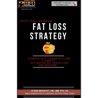 MFN 15 Fat Loss Strategy Handbook