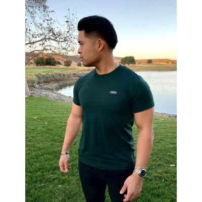 MFN Men's FLEX T-Shirt - Emerald Green (Large) - OUT