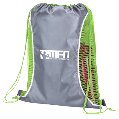 MFN Drawstring Sport Bag (Green)