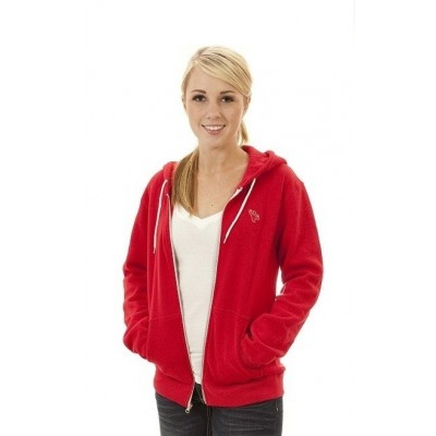 MFN Unisex Classic Fit Hoodie - Red