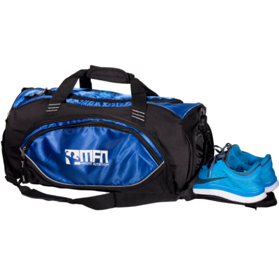 MFN PERFORMANCE Matrix Duffel Bag (Blue)